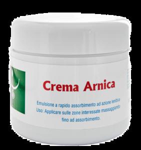 Crema Arnica